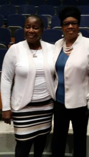 Brenda McAfee and Carolyn J Hudson