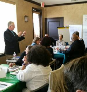 2016 TSSNT Strategic Planning Meeting