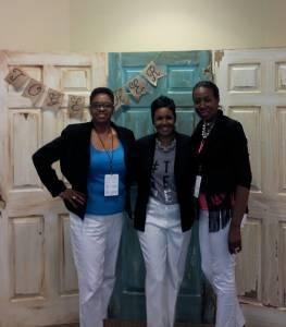 Carolyn, Jacqueline, Gwen