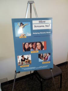 Poster At CVCDC Event 2014