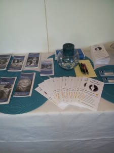 Table At CVCDC Event 2014