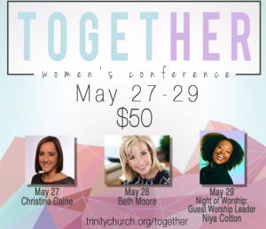 Trinity Together Conference